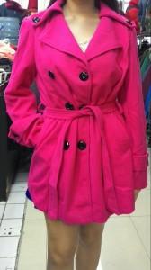 Longcoat Wool Wanita – MJ042