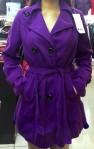 Longcoat Wool Wanita – MJ049