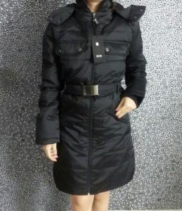 Longcoat Bulu Angsa Wanita – MJ089