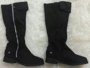 Sepatu Suede Winter Wanita – MJ005