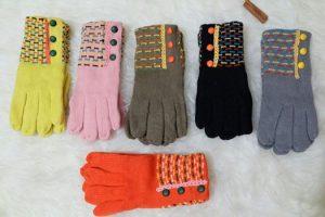 Sarung Tangan Rajut Wool Wanita – MJ071