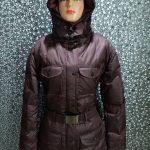 Longcoat Bulu Angsa Wanita – MJ066