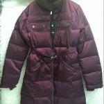 Longcoat Bulu Angsa Wanita – MJ135